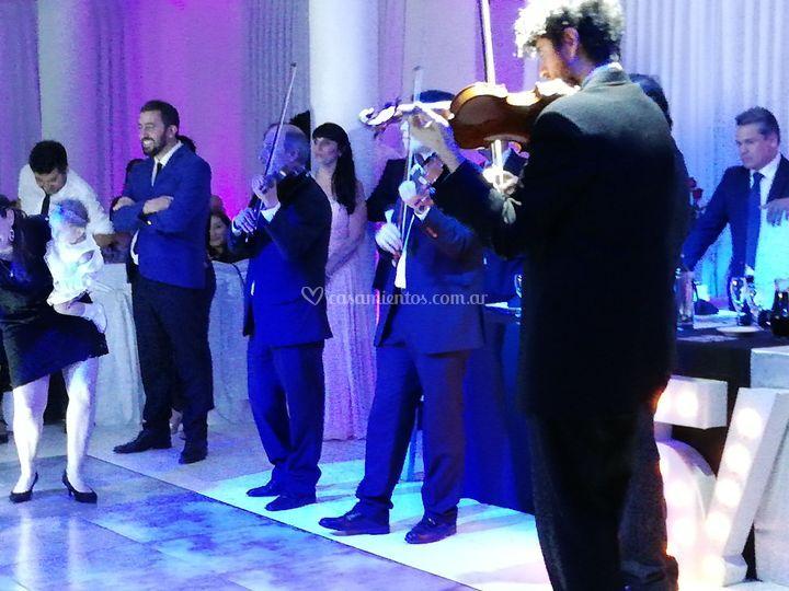 Vals con violines