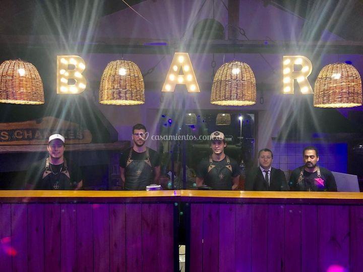Team bm - bar