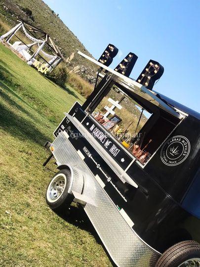 Mini cocktail truck