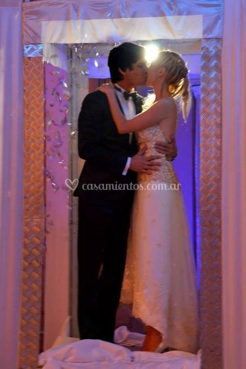 Sombra viviente boda