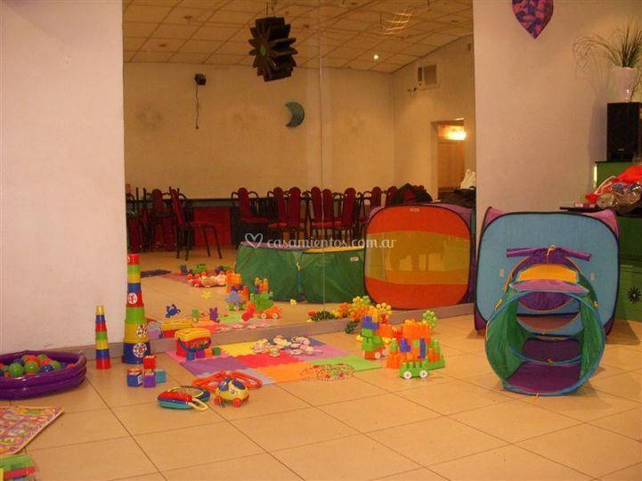 Espacios especiales para bebés