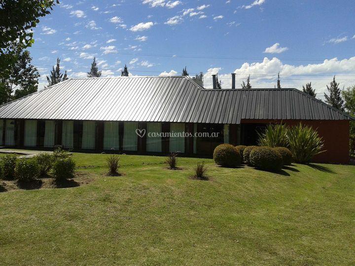 Salón Río Parana de las Palmas
