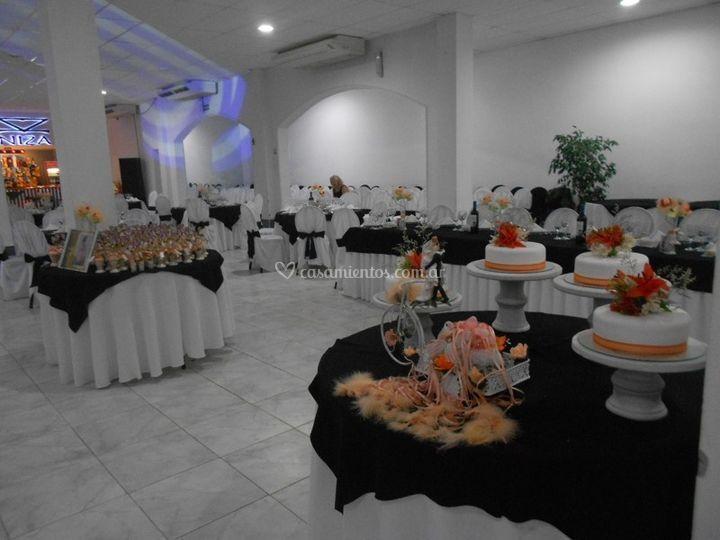 Torta & souveniers