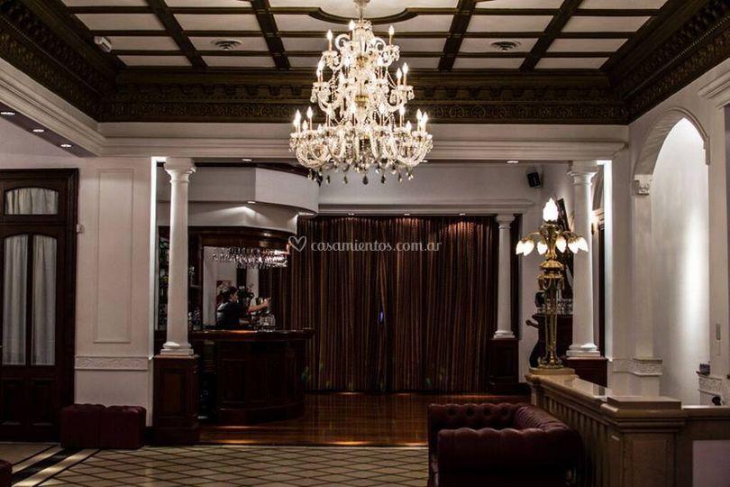 Interior elegante