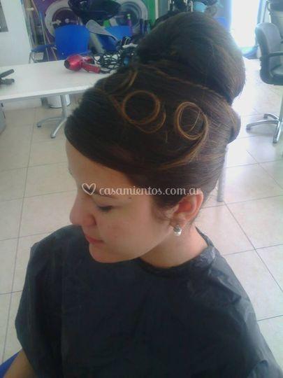 Diseño y peinado