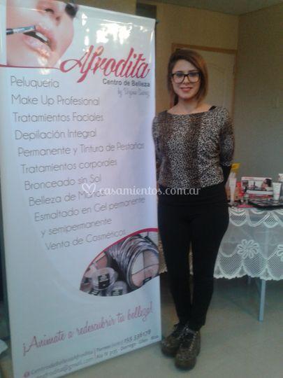 Afrodita Centro de Belleza