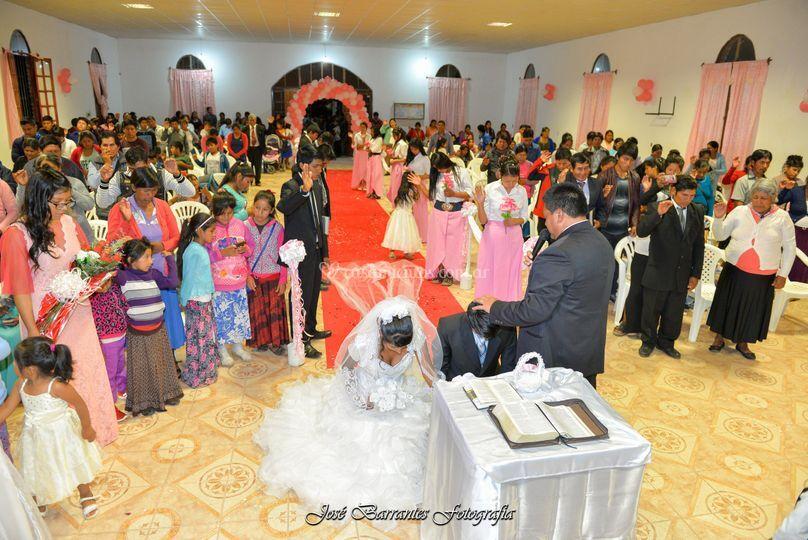 Casamiento Carina y José