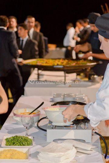 Menú formal e informal