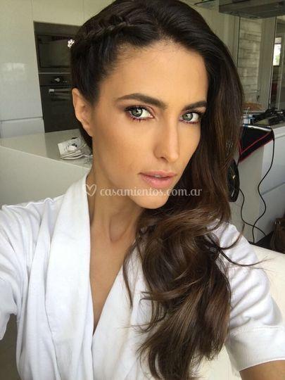 Marian Carballo makeup & hair