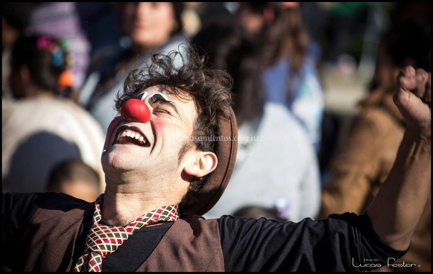 Clown y humor