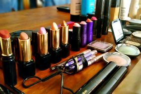 Maca Leites Make Up!