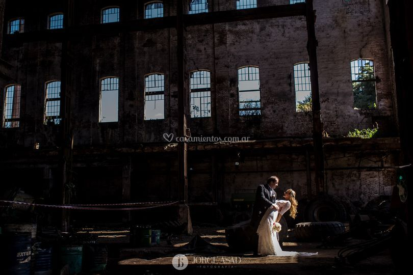 Just Married session