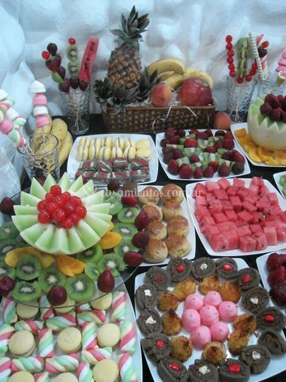 Frutas de estación