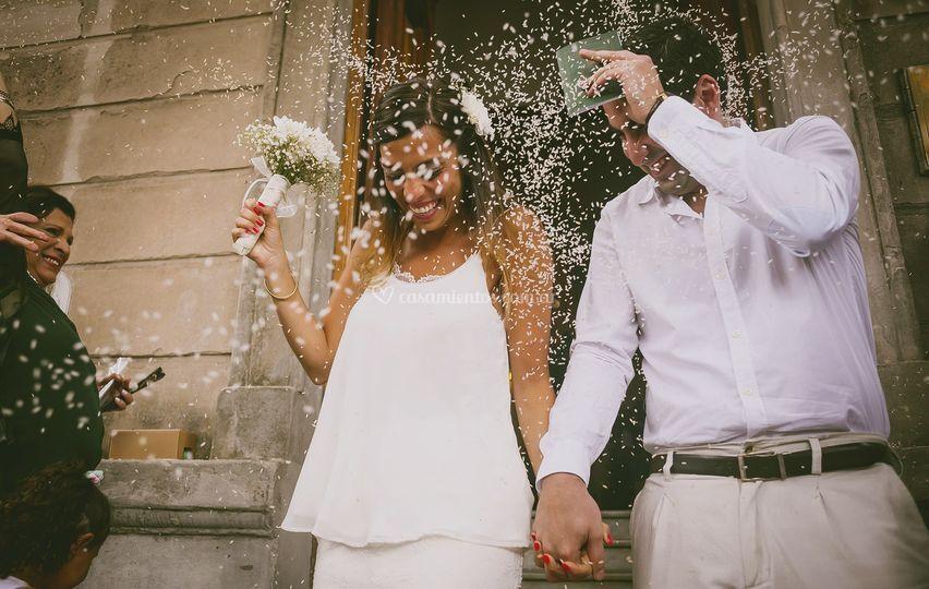 Civil - boda
