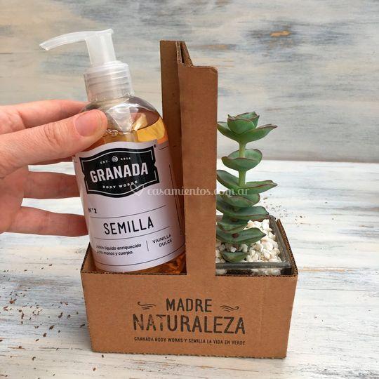 Kit Madre Naturaleza