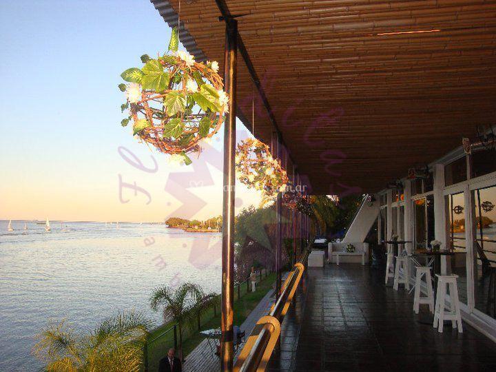 Boda en Bahía Punta Chica