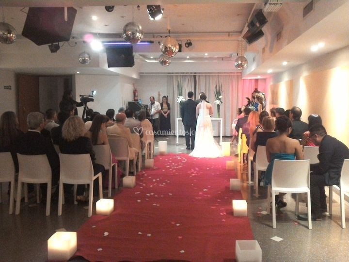 Ceremonia 2do piso