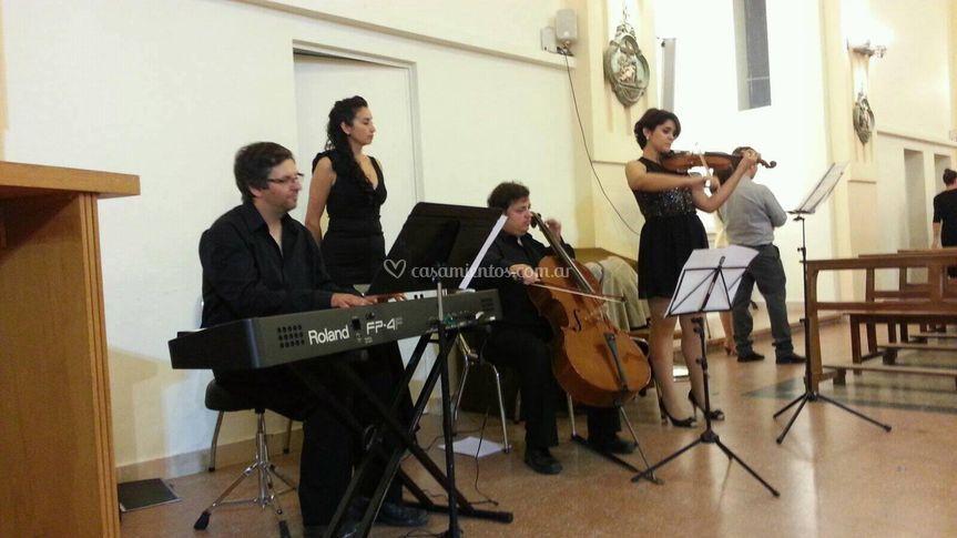 Música en ceremonias