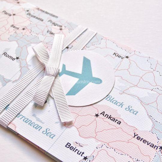 Sobre mapa