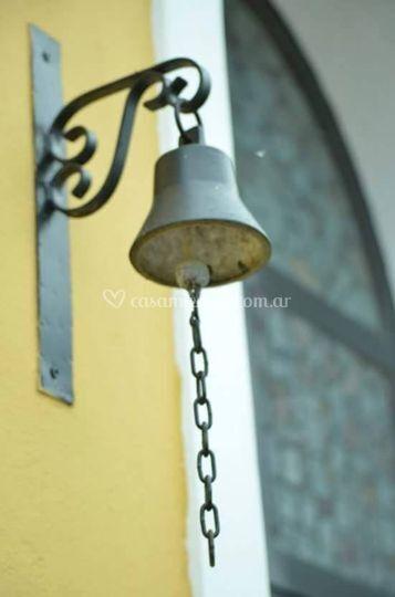 Campana de entrada