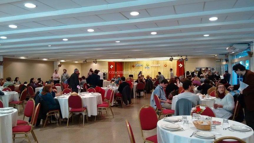 Salón de Fiestas Narek