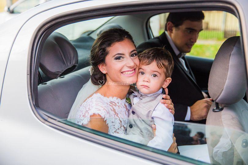 Casamiento de Julieta y Lucas
