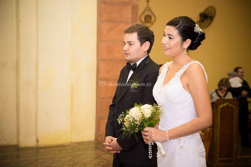 Casamiento de Mirian y Lalo