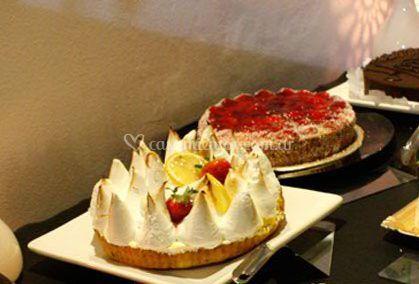 Deliciosos pasteles