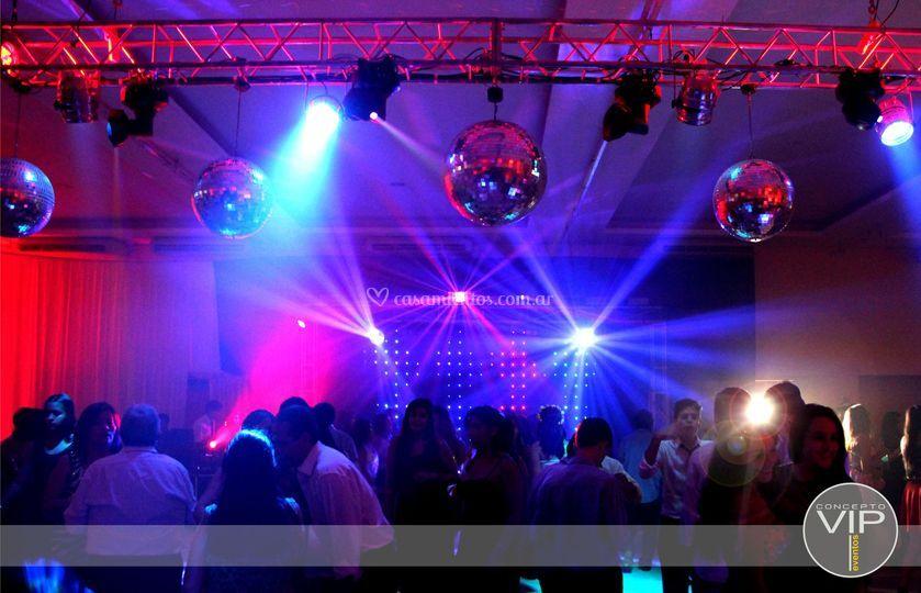 Discoteca y DJ