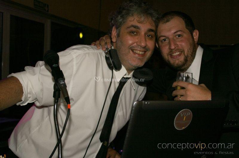 DJ Gastón Jilek