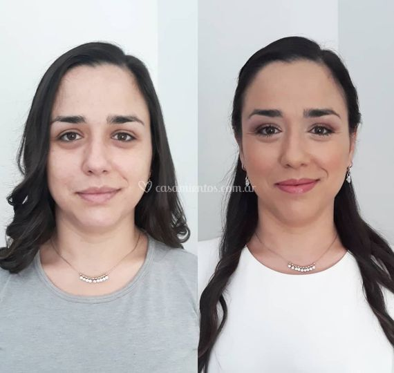 Maquillaje novia civil