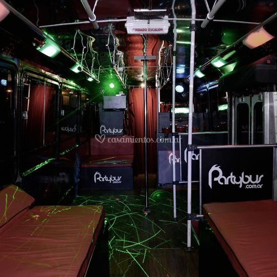 Partybus Buenos Aires