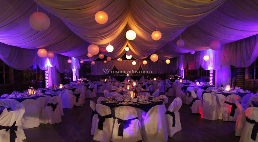 Decoracion de Musicmix Eventos