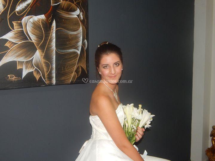 ec8c6852d Vestido de novia de Todo Para Tu Fiesta