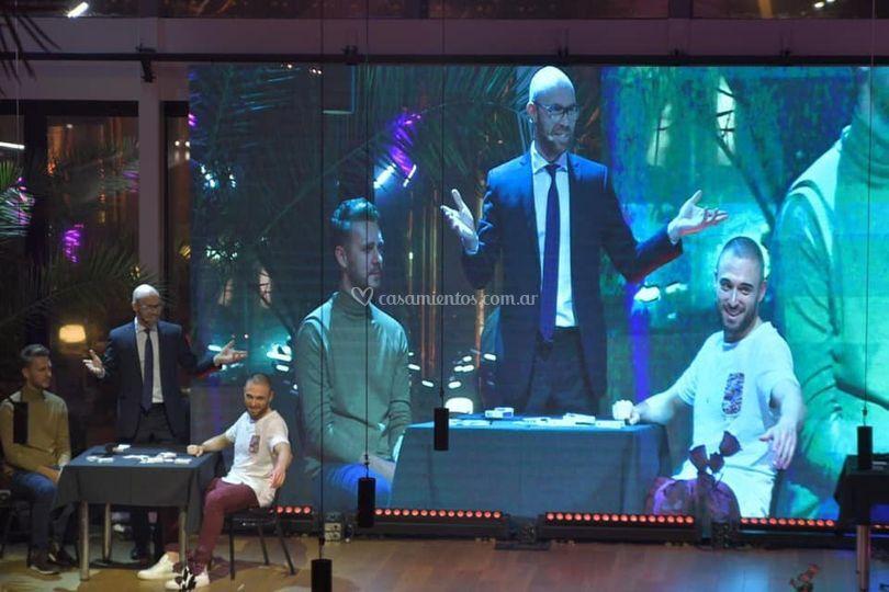 Show en Teatro - Kiev