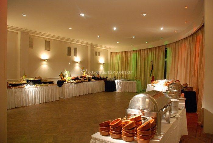 Salón del aperitivo