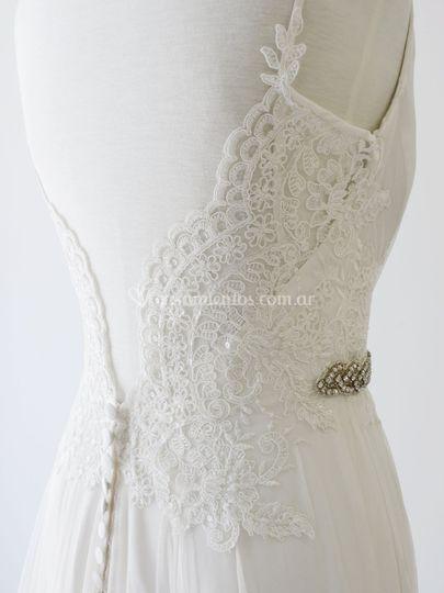El vestido de tul de Juli