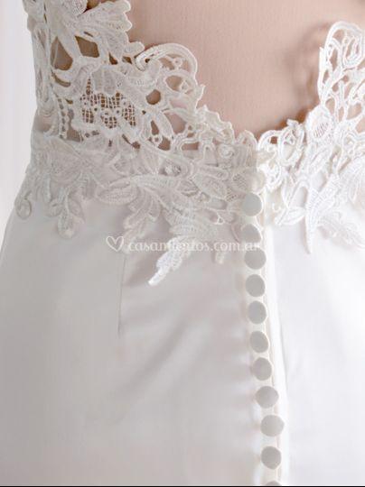 El vestido de Yami