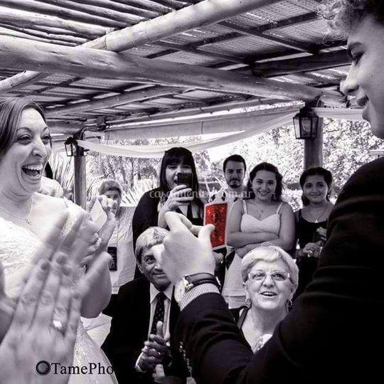 Show de magia casamiento