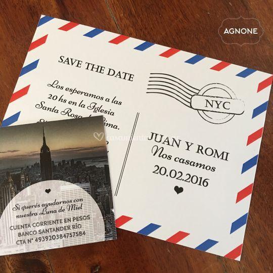Invitación NYC