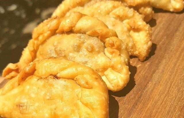 Las mejores empanas fritas