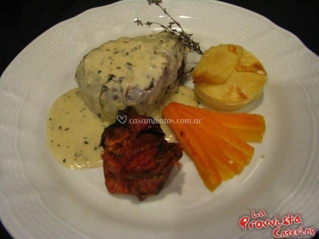 Variedad de carnes argentinas