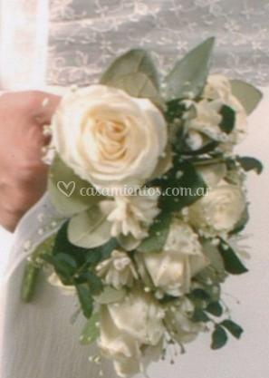 Arreglos florales para novias