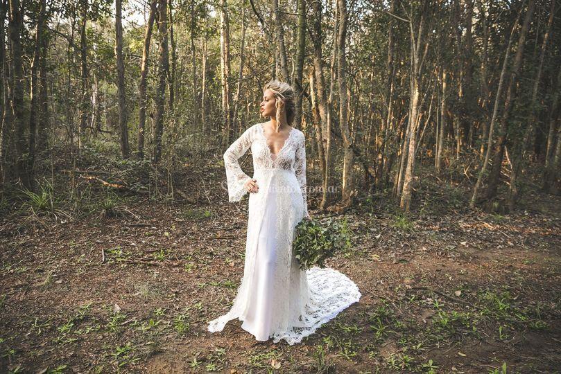 Vestidos de novias Bellamore