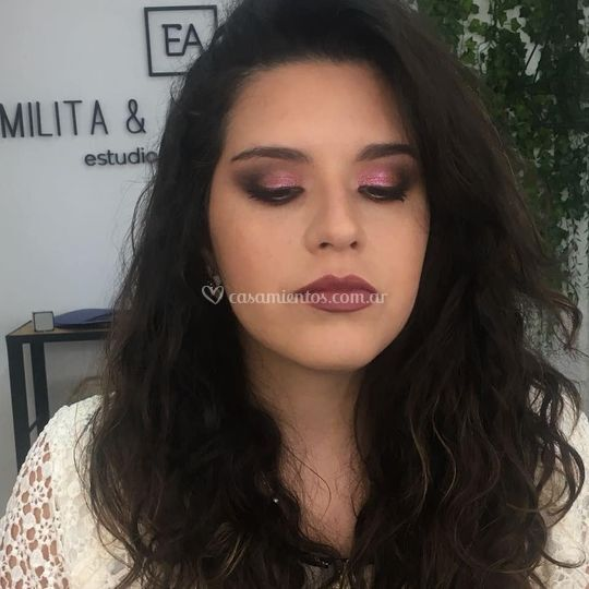 Erika Tomas Make Up