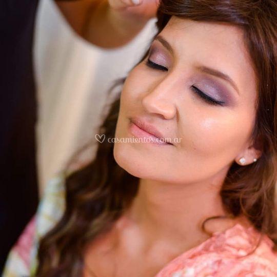 Erika Tomás - Makeup