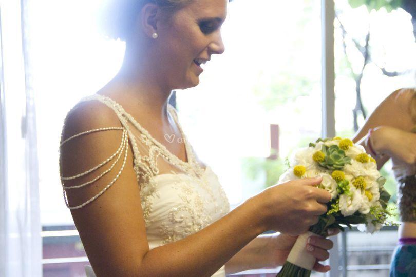 La previa con la novia