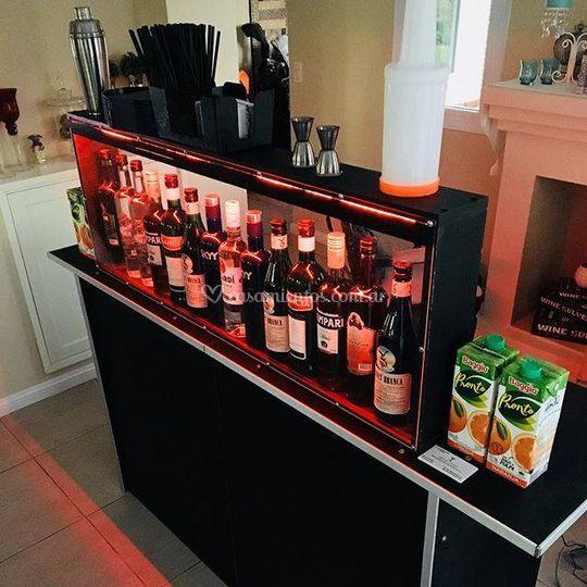 Barman y Móvil