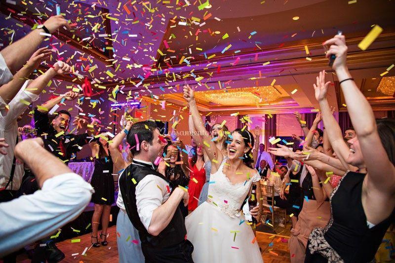 Entrada boda