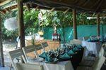 Mesas decoradas de Quinta La Aparecida